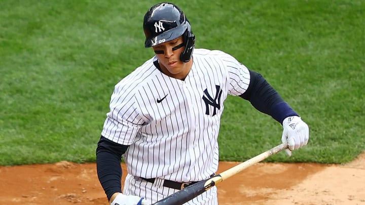 Aaron Judge y los Yankees están en el sótano de su división