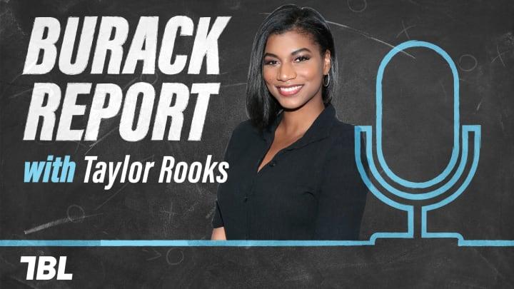 Taylor Rooks talks to The Big Lead.