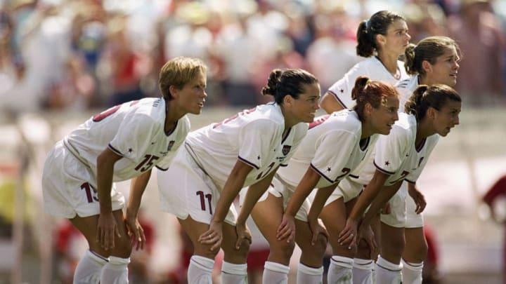 Team USA awaits the final penalty shot