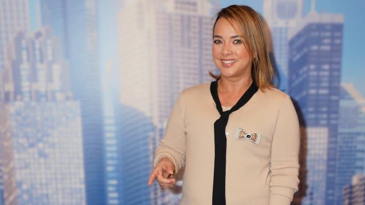 Adamari López es una de las jurados del reality show de baile