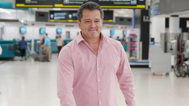 Carlos Hermosillo, ex jugador de Cruz Azul