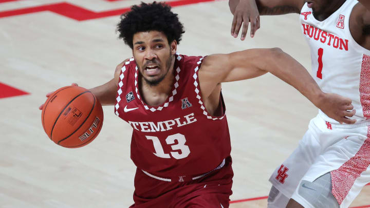 UCF vs Temple spread, line, odds, predictions, and over/under for college basketball game.