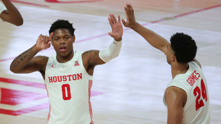 Houston vs SMU spread, line, odds, predictions, over/under & betting insights for college basketball game.