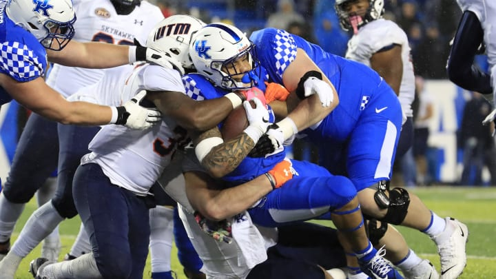 UT Martin vs Tennessee State odds, spread, prediction, date & start time for FCS college football game.
