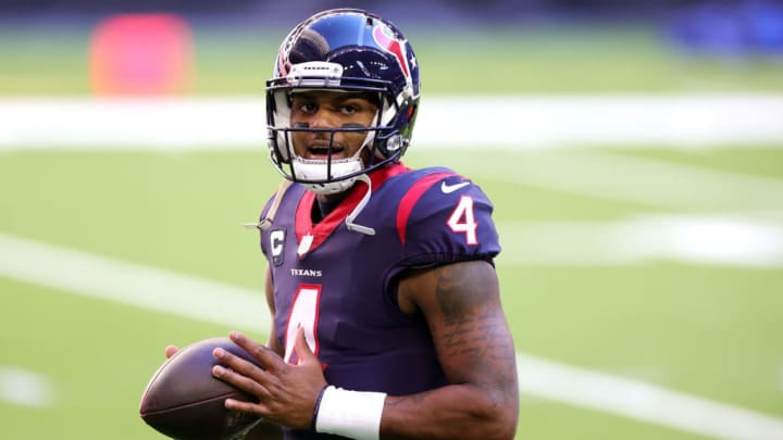 If the Texans trade Deshaun Watson, they could be interested in acquiring Wentz.