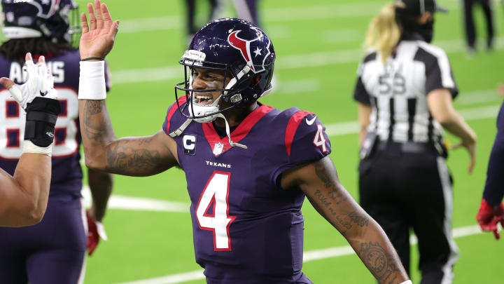 There's a surprising new contender in the Deshaun Watson sweepstakes.