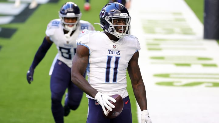 The Tennessee Titans have received some good news regarding the latest A.J. Brown injury update.