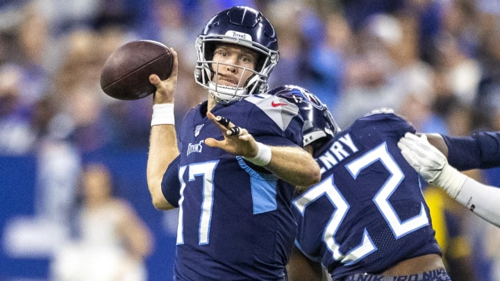 The Tennessee Titans have gone 5-1 with Ryan Tannehill as their starting quarterback.
