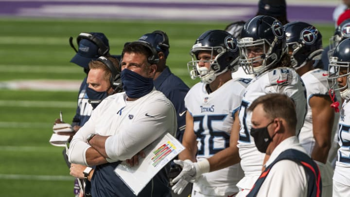 Mike Vrabel and his team