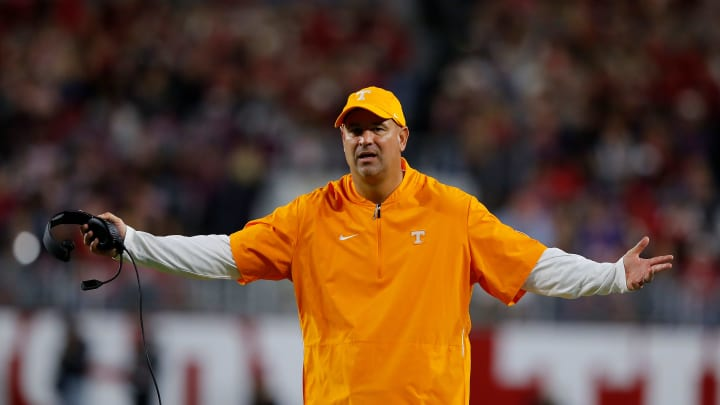 3 Reasons Tennessee Won't Finish With No. 1 2021 ...