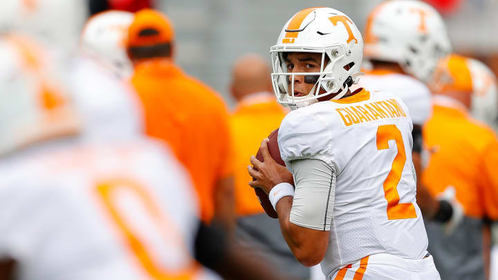 Kentucky vs Tennessee odds, spread, prediction, date & start time for college football Week 7 game.