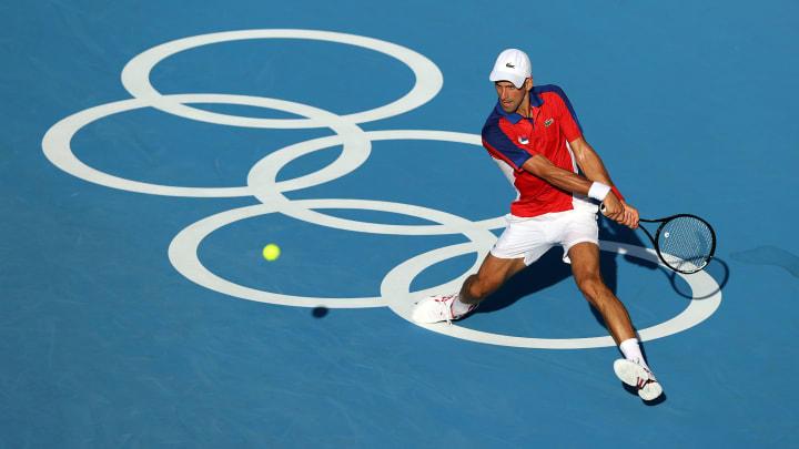 Novak Djokovic vs Jan-Lennard Struff odds and prediction for 2021 Tokyo Olympics men's singles match on FanDuel Sportsbook.