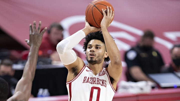 Texas Tech vs Arkansas prediction, pick and odds for March Madness NCAA Tournament Round of 32 game.