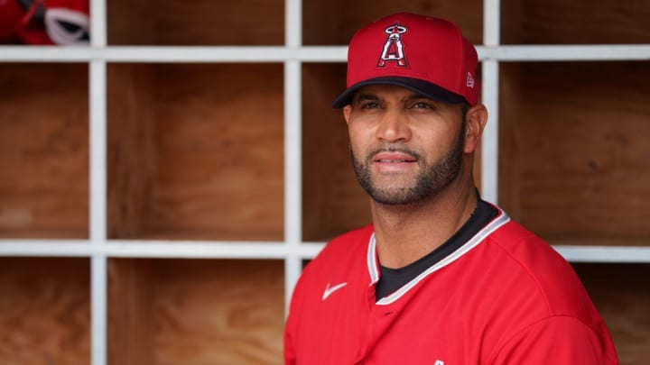 Prior to the 2012 season, the Los Angeles Angels signed Albert Pujols to a massive contract that doesn't seem to be working out.
