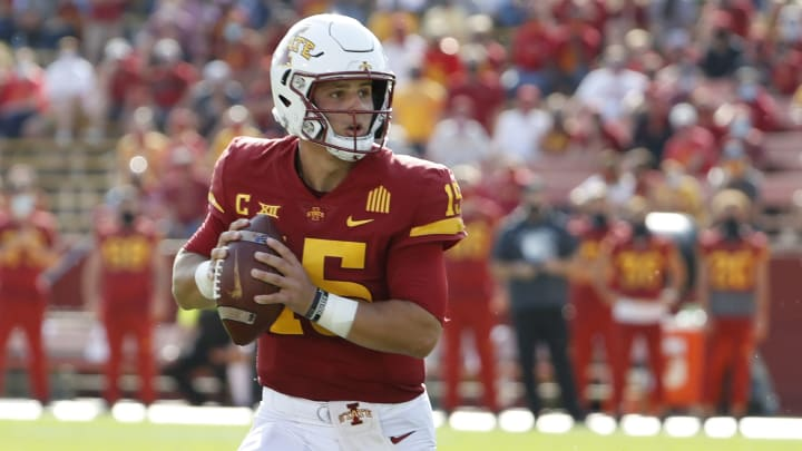 Baylor Vs Iowa State Odds Spread Prediction Date Start Time For College Football Week 10 Game
