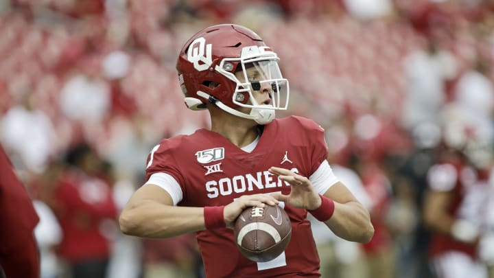 Oklahoma S Potential 2020 Qb Depth Chart With Jalen Hurts Turning Pro