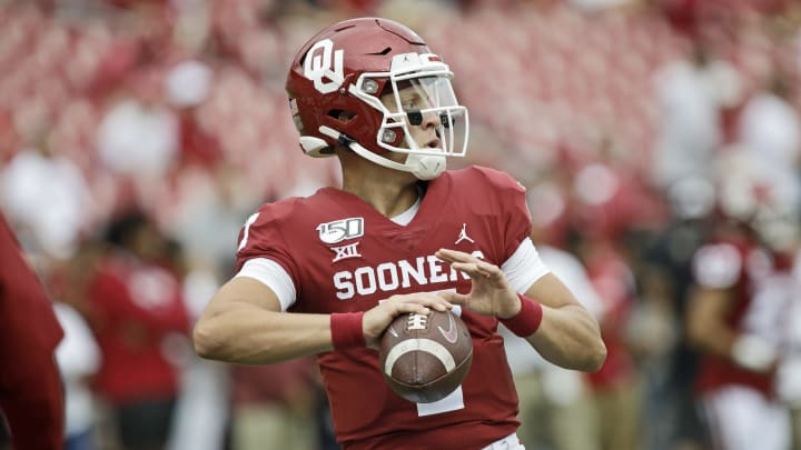 Kansas State vs Oklahoma NCAA Football Week 4 odds, spread, prediction, date and start time.