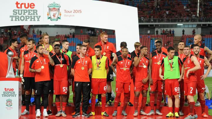 Thai Premier League All Stars v Liverpool