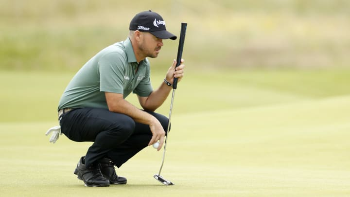 Brian Harman odds to win the British Open surge with a terrific Round 1.