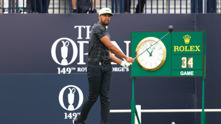 The 149th Open - Day One
