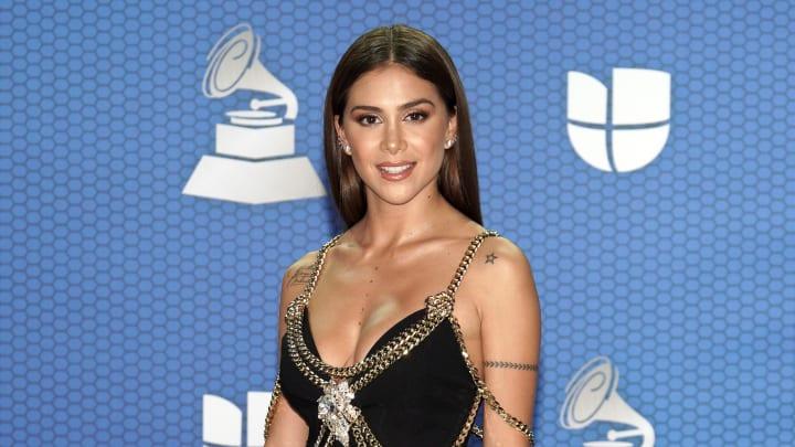 Greeicy Rendón es una de las cantantes latinas del momento