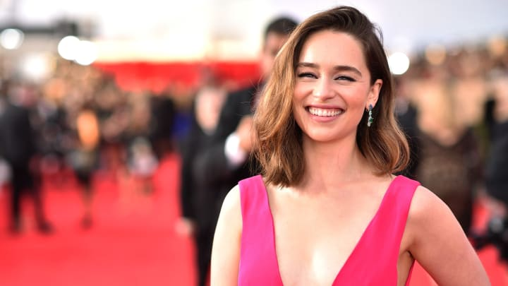 'Game of Thrones' star Emilia Clarke sparks dating rumors with new man.