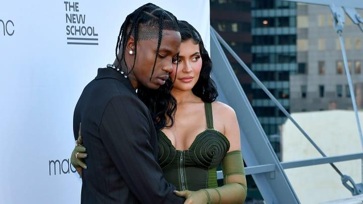Kylie Jenner espera su segundo hijo junto a Travis Scott
