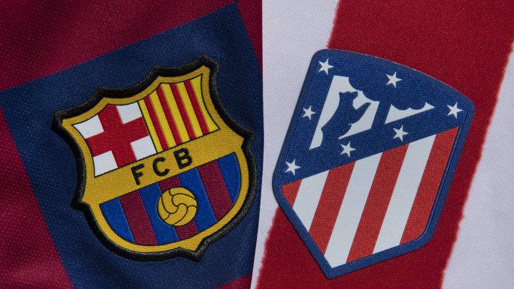 FC Barcelona y Atlético de Madrid se juegan LaLiga