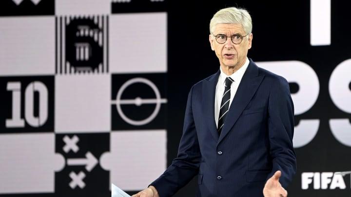The Best FIFA Football Awards - Arsène Wenger es director de desarrollo del fútbol mundial en la FIFA-