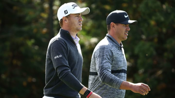Brooks Koepka, Justin Thomas