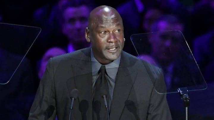 Jordan es uno de los íconos deportivos en la historia de Estados Unidos