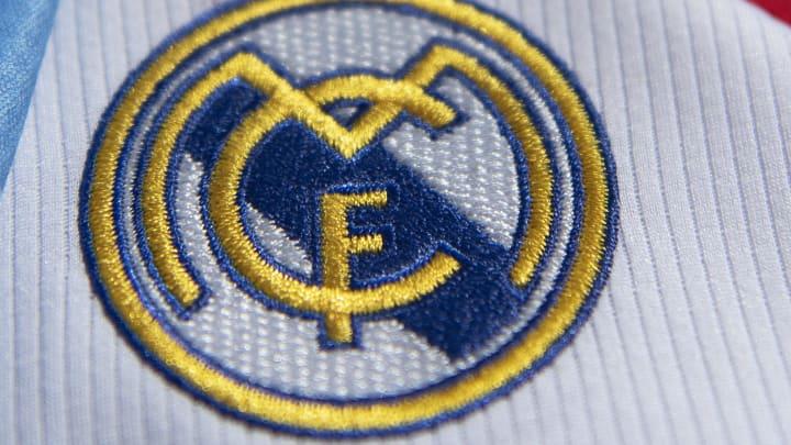 Real Madrid's badge