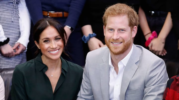 Meghan, Duchess of Sussex, Prince Harry, Duke of Sussex