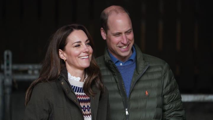 The Duke And Duchess Of Cambridge Visit County Durham