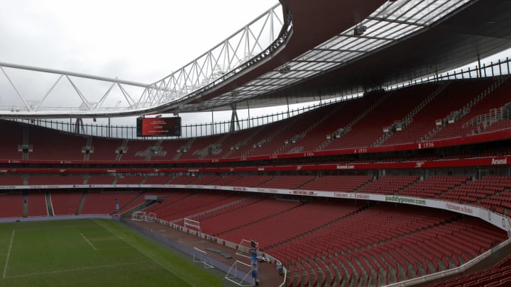 Arsenal to Be First Premier League Club to Welcome Back Fans