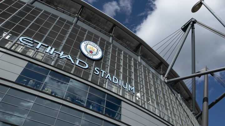Man City's Etihad Stadium