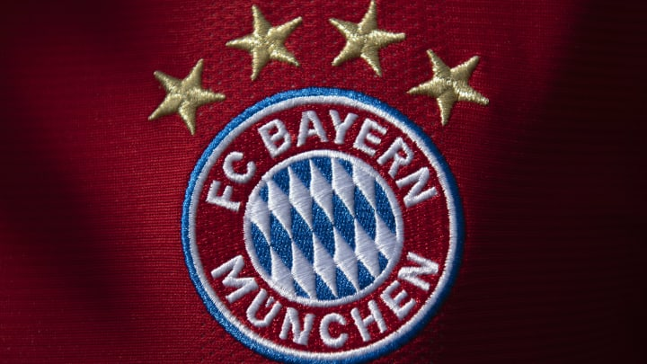 The FC Bayern Munich Club Badge
