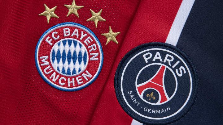 Im Viertelfinale der Königsklasse kommt es zur Neuauflage des Finals vom Vorjahr zwischen Bayern München und Paris St.Germain