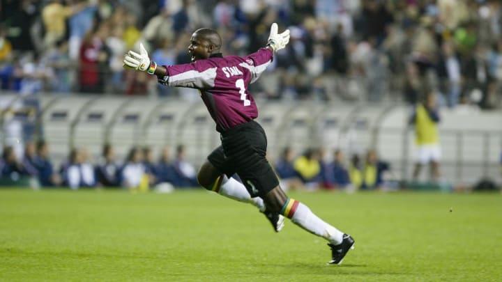 Tony Sylva was a little bit pleased when Senegal shocked France