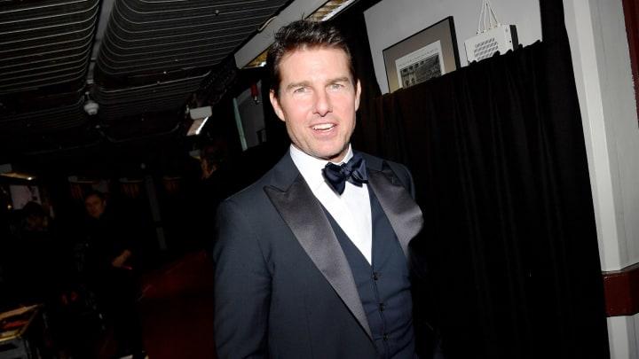 Tom Cruise, The Fashion Awards 2019 - Backstage