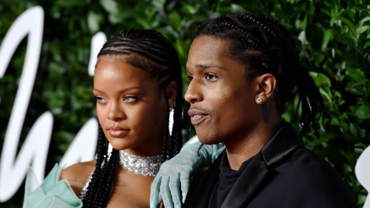 Rihanna and ASAP Rocky still going strong
