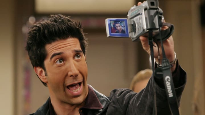 Ross actor from 'Friends,' David Schwimmer, almost turned down the role.