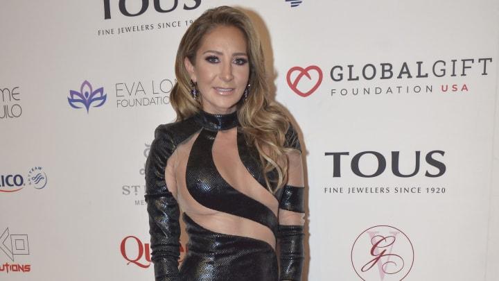 Geraldine Bazán es madre de dos niñas que tuvo con su ex Gabriel Soto