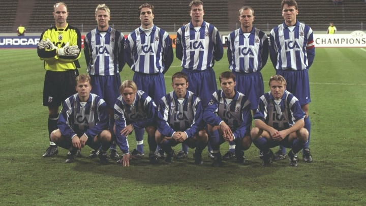 The Gothenburg team group