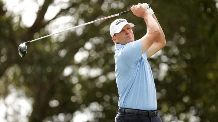 Steve Sticker is the betting favorite heading into the Chubb Classic.
