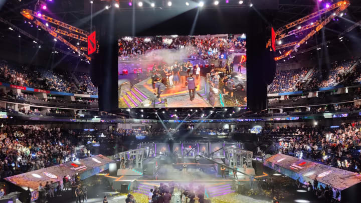 Dota 2 player count in 2019 remains high, with The International sparking continued interest.
