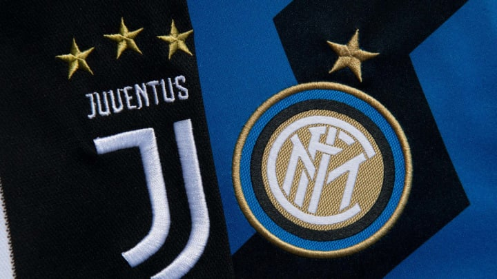 Juventus Inter de Milão Série A Champions League