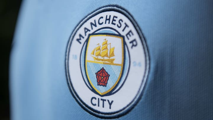 The Manchester City Club Crest