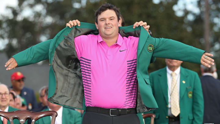 Has Patrick Reed ever won the Masters in his career?