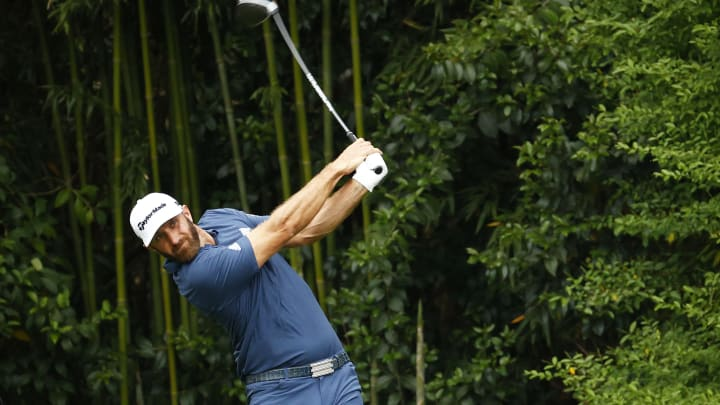 Dustin Johnson is favored in the the odds to win 2021 PGA Championship.